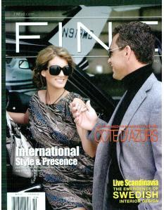 Fine Magazine Cover