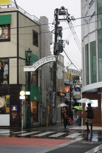 Kon'nichiwa from Tokyo