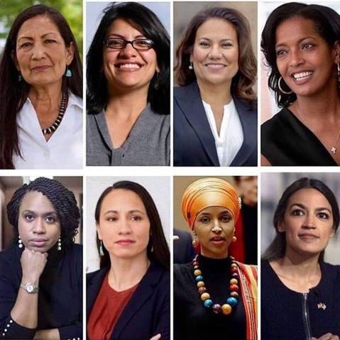 Elected women